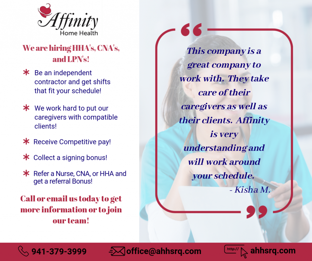 Affinity Home Health